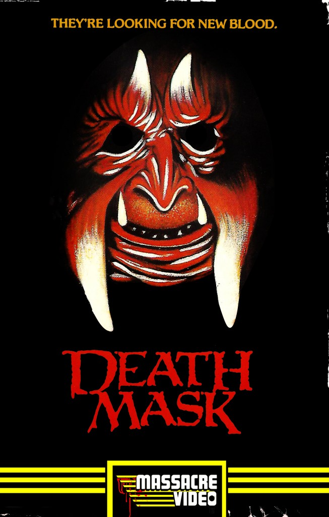DEATH MASK aka HACK-O-LANTERN