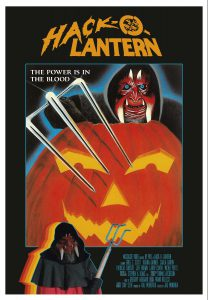 Hack-o-Lantern One Sheet
